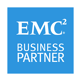 logo emc2 bussiness partner