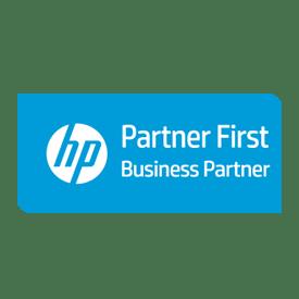 logo hp bussiness partner