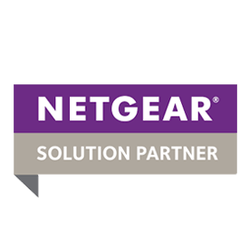 logo netgear solution partner