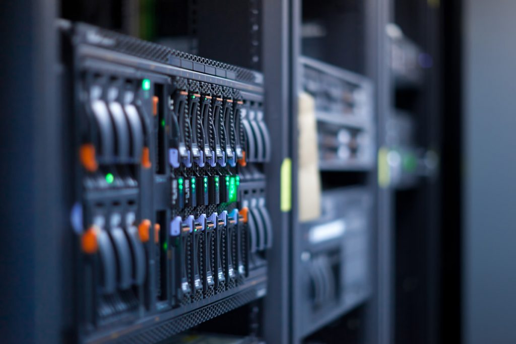 infraestructuras y servidores