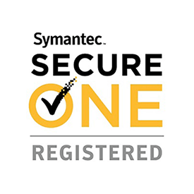 logo symantec secure one