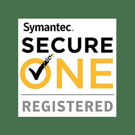 logo symantec secure one