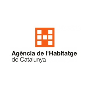 logo agencia habitatge catalunya