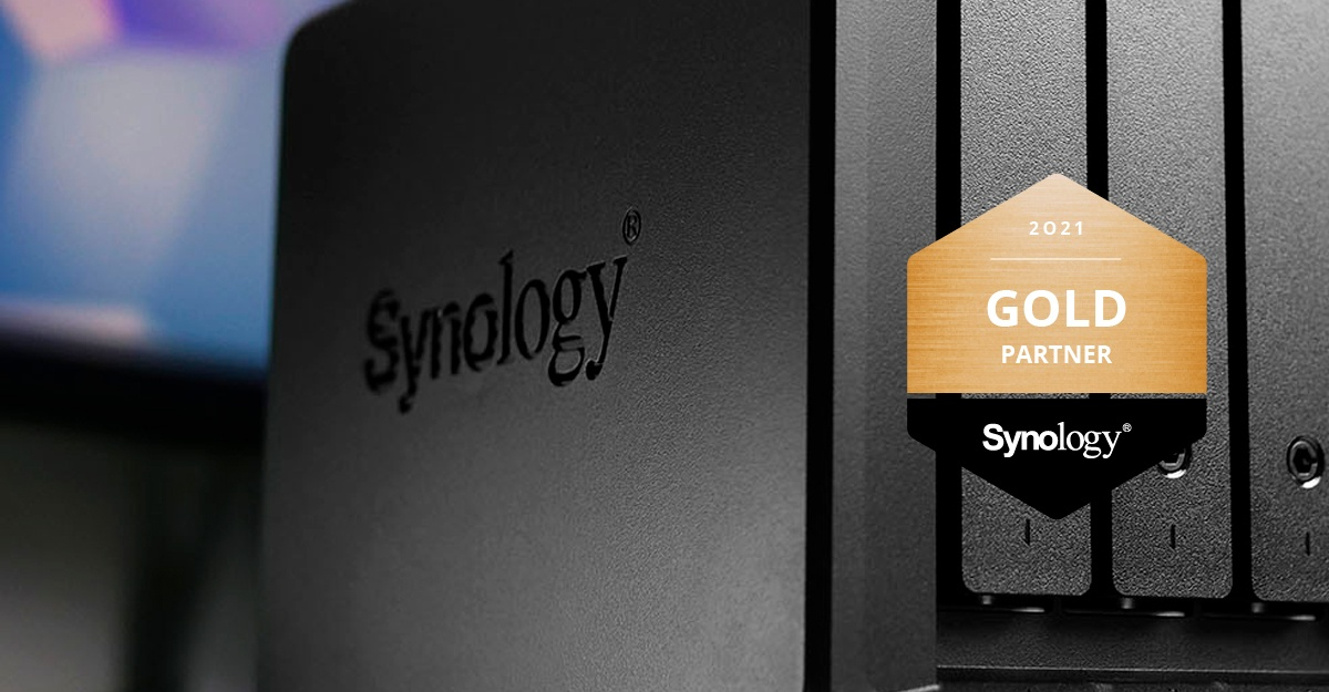 gold partner synology