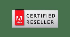 adobe certified reseler